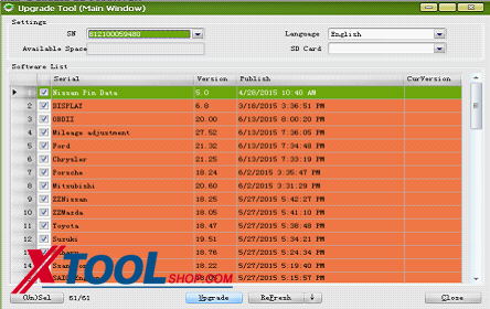 XTOOL VAG401 Update Tutorial: One Click Upgrade Steps