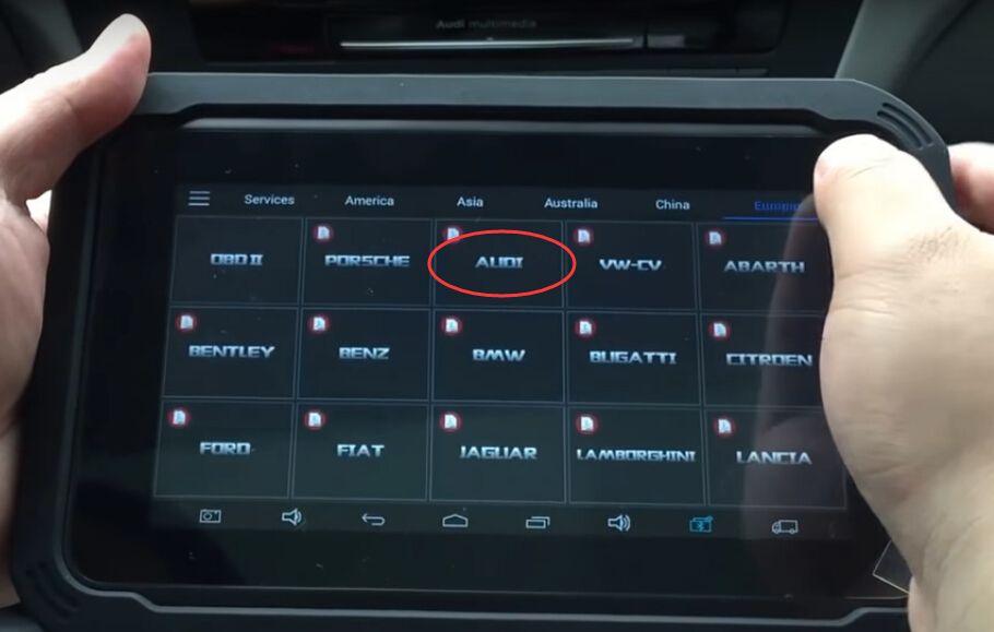 xtool-ez300-review-diagnose-audi-a5-engine-transmission-3