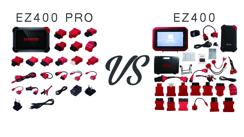 XTOOL EZ400 PRO VS Xtool EZ400 VS Xtool PS90 | Xtooleshop