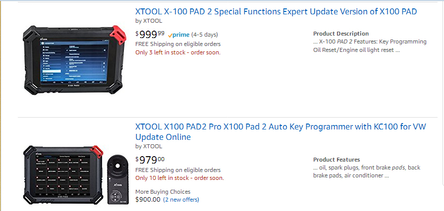 xtool pad2 price on amazon