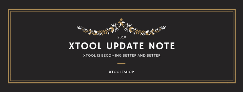 XTOOL UPDATE-1