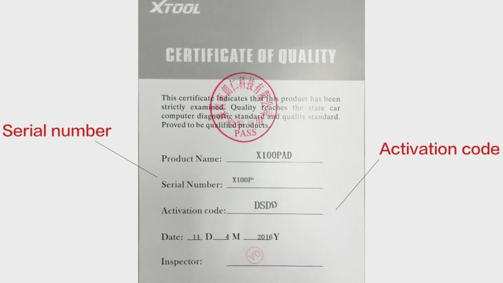 How to Register and Active a New XTOOL | Xtooleshop Official