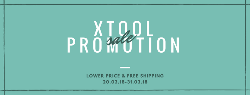 xtool promotion