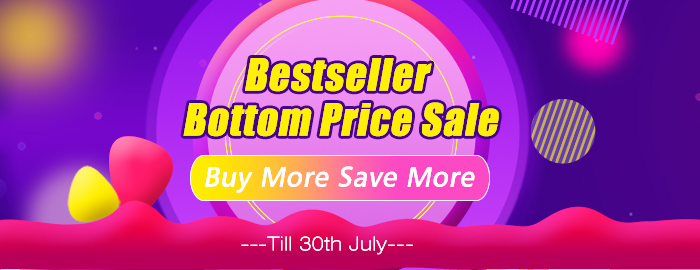 Bestseller Bottom Price Sale, Buy More Save More