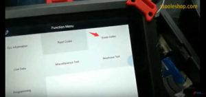How to Use XTOOL EZ400 Pro Diagnose Suzuki Super Vitra (12)