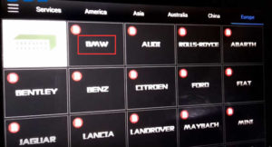 XTOOL PS90 Initialize BMW X3 F25 2015 Head Light (3)