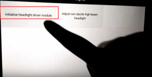 XTOOL PS90 Initialize BMW X3 F25 2015 Head Light (9)